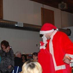 Santa comes To Egmont!