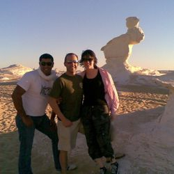 Bree Desert Safai 2009