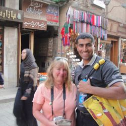 Cairo Market ( Cairo Day Tour 2010 )