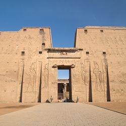 Edfu Temple, Edfu