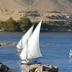Nile Feluca, Aswan