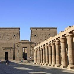 Pilae Temple Aswan