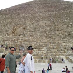 The Great Pyramid Of Giza 2009