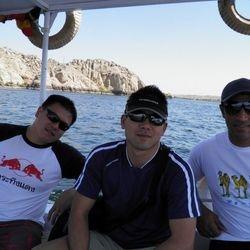 Jason Hardy, Aswan 2009