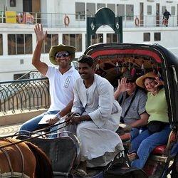 Aswan Free Time, 2009