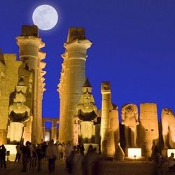 Luxor Temple, Luxor