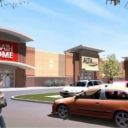 Eldersburg Commons - Rendering 3
