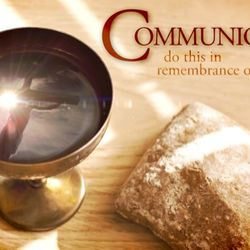 Communion every 3rd Sunday