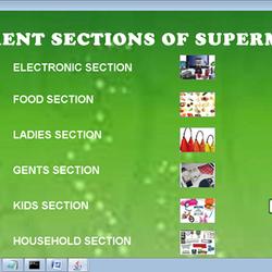 Super Market Billing System in Java