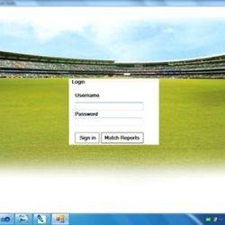 Cricket Score Card In .Net