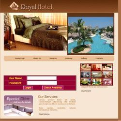 Hotel rESERVATION IN asp.Net