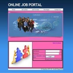 Job Portal in ASP.Net