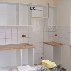 old corner of kitchen