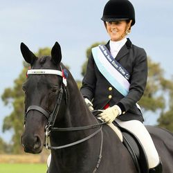 National level rider Laura Golding & Equistyle Quality Stocks