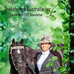 Trakehner Australia Magazine cover & Equistyle Quality Stocks