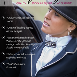 International Baroque Horse Magazine & Equistyle Quality Stocks