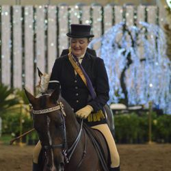 Australasian National Champion show rider, Melissa Karutz & Equistyle Quality Stocks