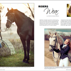 International Baroque Horse Magazine fashion editorial & Equistyle Quality Stocks