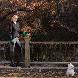 Courtney Westmoreland Rider, Style My Rider fashion editorial & Equistyle Quality Stocks