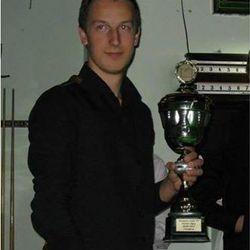 Brian Cini 2014 Winner