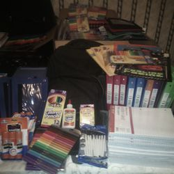 2014 Back to School Donations