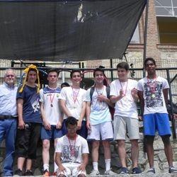 Ganadores Fútbol 1º BTO