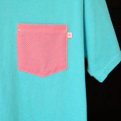 Lagoon Pink Dots 2 Med, 2 Lg, 1 XL