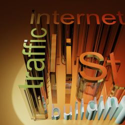 Internet Traffic List Building banner