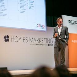 Enrique Benayas - Director General del Instituto de la Economía Digital de ESIC