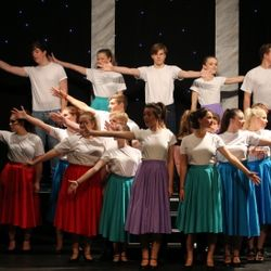 Footlights Favourites, 2015 - Grease is the Word