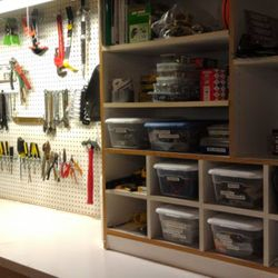 Workbench - AFTER