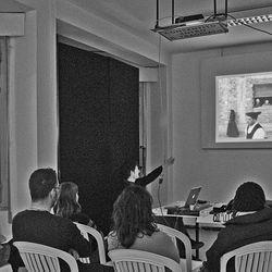 Workshop con Alessandro Toscano