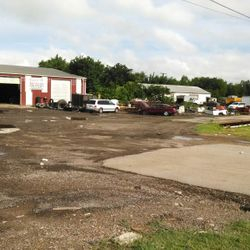 Frailey's Recycling in Chouteau
