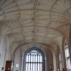 splendid ceiling