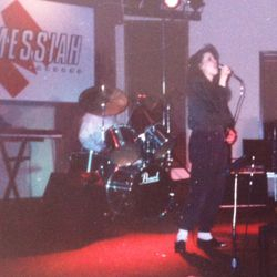 1992 - A lead vocalist with Youth Mission band