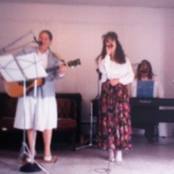 1994 Church Worship Team