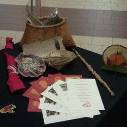 "FSUbuntu co-sponsored a ""Real Thanksgiving"" with Circle of Tribal Nations (RSO)."