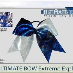 Cheerleading bow