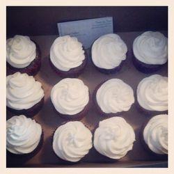 Red velvet cupcakes !