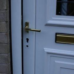 uPVC door locks in Lincoln