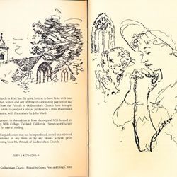 Three Prayers & a Poem by Jane Austen. Illustrated by John Ward