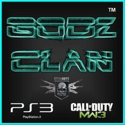 GODZ Clan MW3 Logo