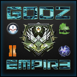=GODZ EMPIR3= Black ops 2 Logo