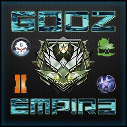 =GODZ EMPIR3= Black ops 2 Logo