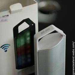 portable speaker in both stores