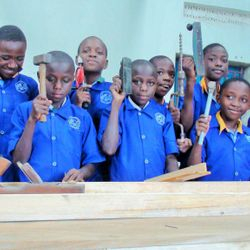 KHPS Vocational section pupils