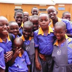Happy faces of Bizoha Children