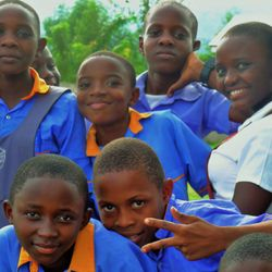 Some images of KHPS Rukoki kids