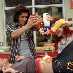 Making Tori into a Hamburger!