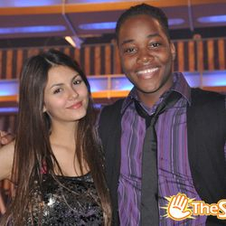 Tori and me at the dance